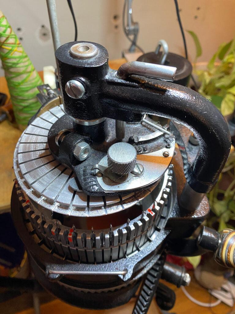 Simplex Circular Sock Knitting Machine